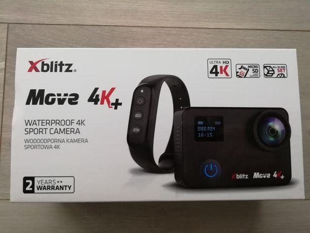 Kamera sportowa internetowa Xblitz Move 4K+ nowa gwarancja