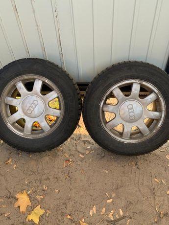Продаю колеса з зимовою резиною