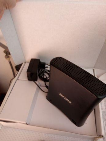 router buffalo hd ce500lu2
