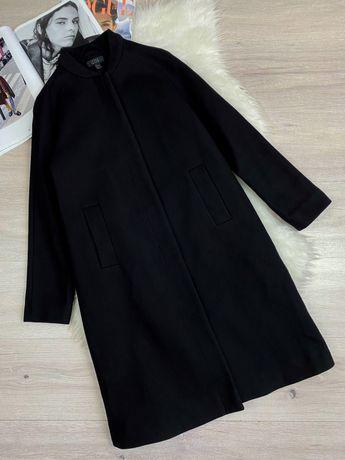 Шерстяное пальто бомбер Cos