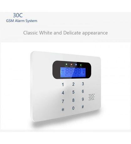 Alarm bezprzewodowy SATLINK SL-GSM30C
