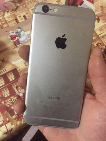 IPhone 6 треснуто скло но работает