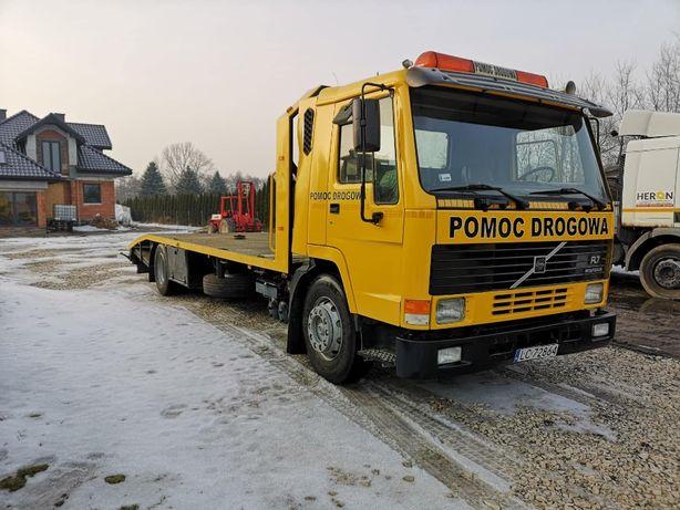 Pomoc Drogowa VOLVO FL7 Specjalny Wyciągarka 17,5DMC ZAMIANA