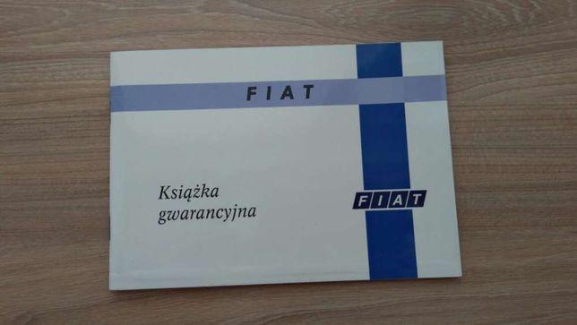 Książka serwisowa Fiat Seicento