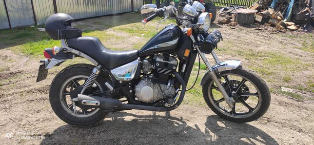 Kawasaki 454 LTD Po remoncie silnika! Okazja