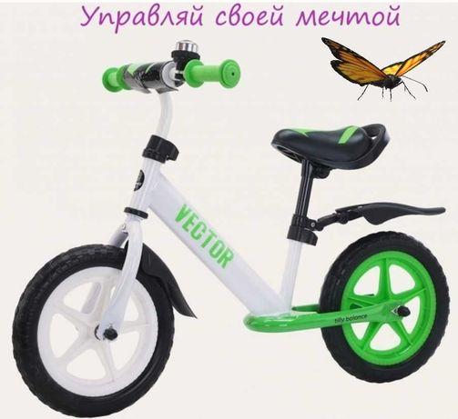"""Беговел велобег Tilly Balance Vector колеса 12"""" до 5-ти лет"""