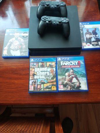 PS4. Jak nowe. Gwarancja