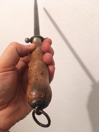 Antigo fuzil