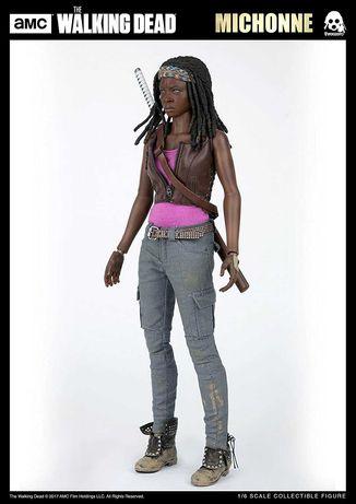 Figurka ThreeZero The Walking Dead Michonne skala 1/6. Nowa.