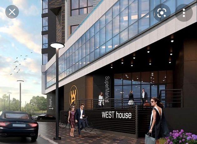 Квартира в новом доме West House на Демеевке м. Демеевская