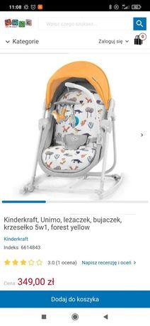 Bujaczek, krzesełko 5w1