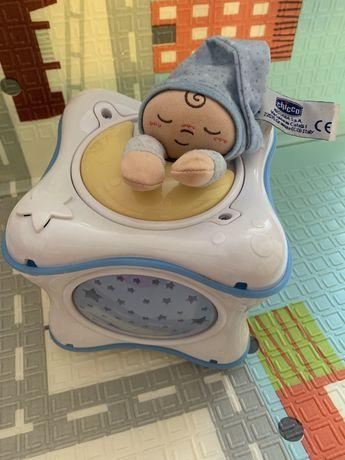Chicco игрушка, проэктор, ночник «Радуга»