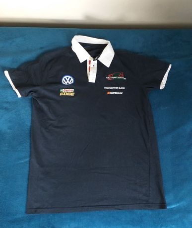 Koszulka polo Volkswagen Racing Castrol rozmiar XL
