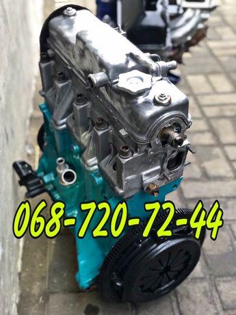 Мотор двигатель ВАЗ 21083 1.5 / Двигун Самара 2108-2109-21099!