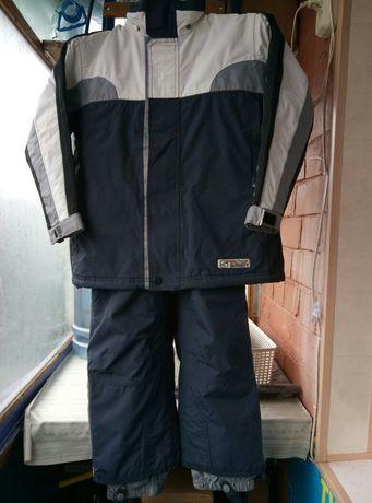 Лыжный костюм рост 134-140 см.