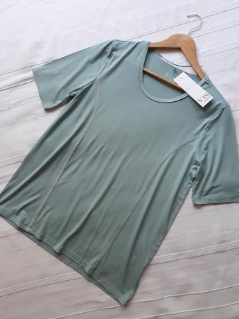VRS Дания новая футболка топ майка вискоза.