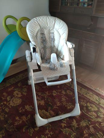 Krzesełko do karmienia Peg Perego