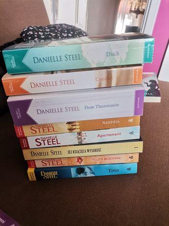 Książka Danielle Steel Duch powieść bestseller miłość