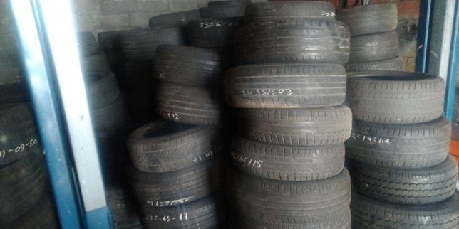 Lote pneus usados