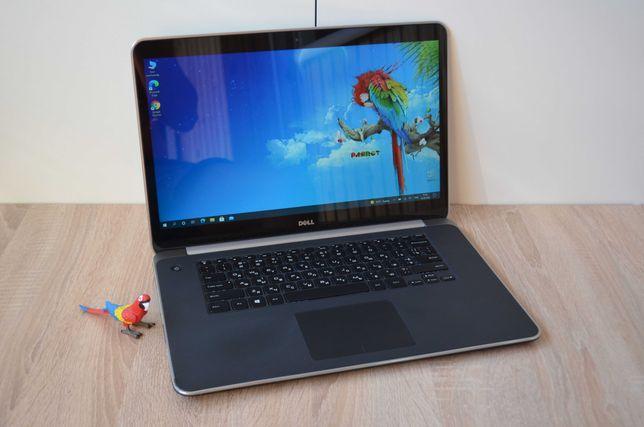 Топовый ноутбук Dell XPS 9530 i5 8Gb 240 SSD New 4k экран тач #1