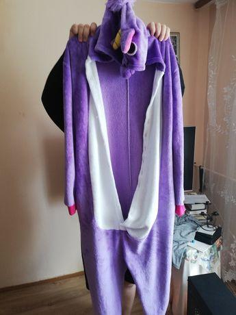 Piżama unicorn Kigurumi rozmiar na około 150-160cm