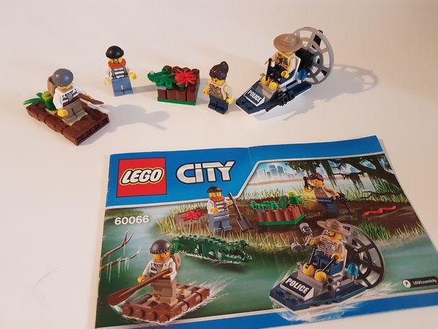Lego City 60066 Pościg na bagnach