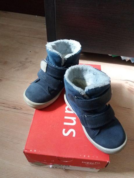 Детские ботинки Super fit