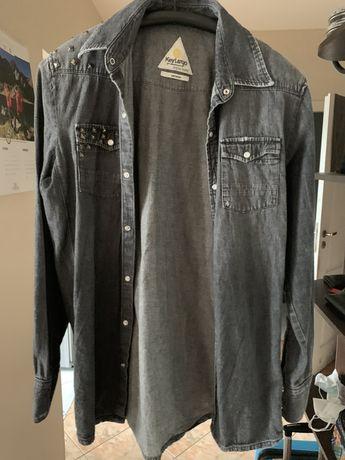 Koszula jeansowa key largo rozmiar M levis zara tk maxx