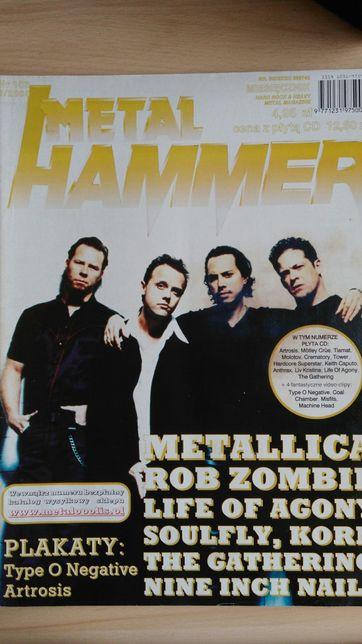 Metal Hammer 1/2000