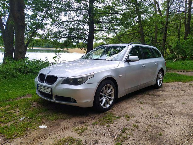 BMW E61 3.0d 218km manual logic7 zamienię
