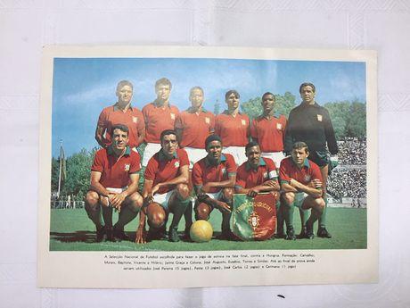 Poster da seleção nacional