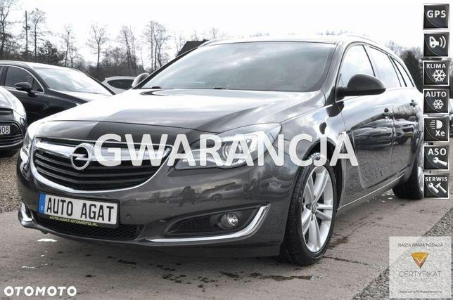 Opel Insignia *ledy*nawi*cosmo*gwarancja*skóra*bluetooth*gwarancja