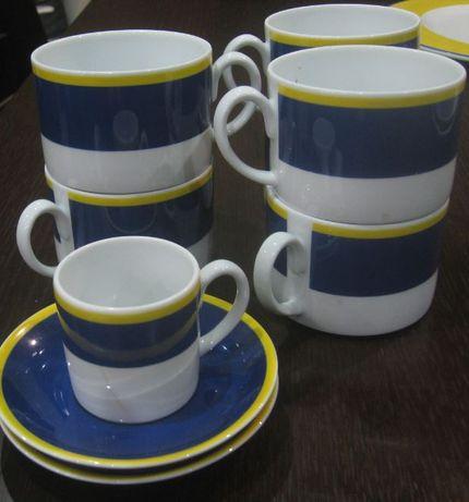Serviço de chá (inc.)_ casa alegre (Vista Alegre)