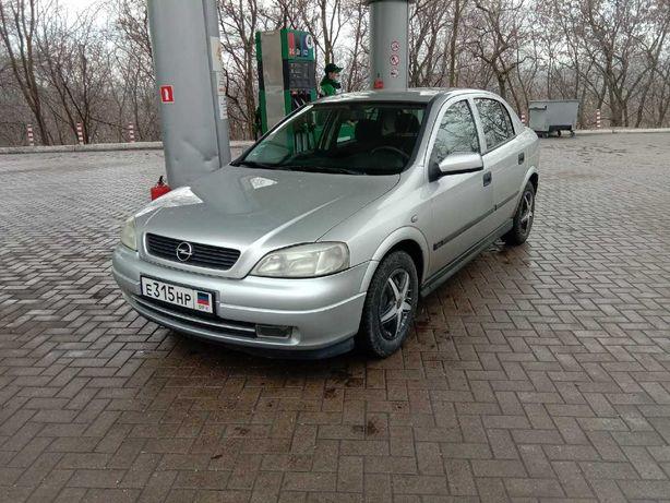 Продам Opel Astra G хэтчбэк, 1.6 Автомат, 2000 г. Растаможен