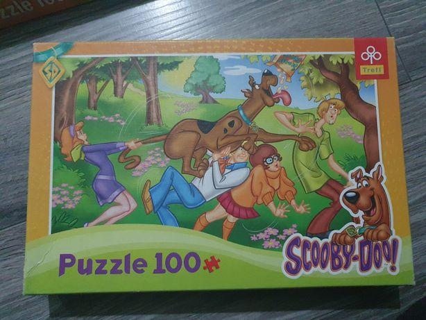 Puzzle Scooby-Doo