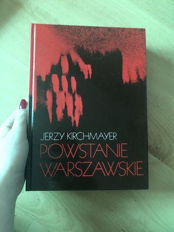 Powstanie Warszawskie Jerzy Kirchmayer