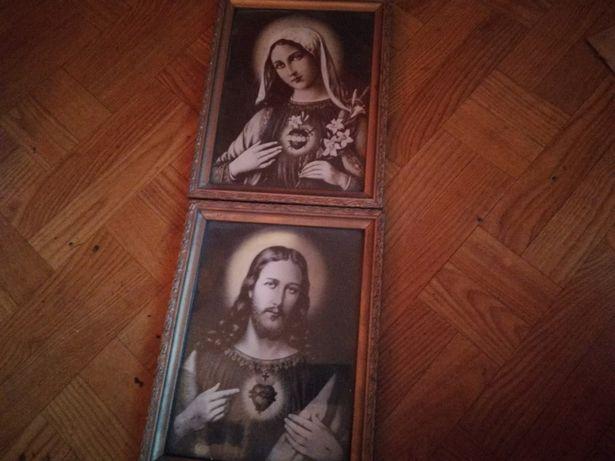 Obrazy sprzedam piknie