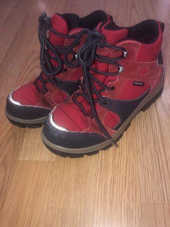 Quchua деми ботиночки 35