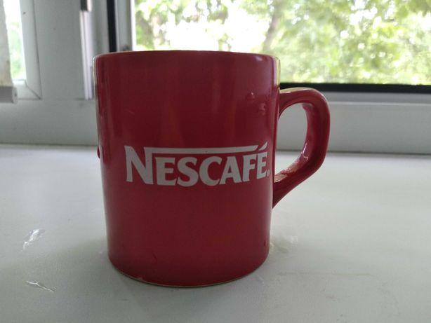 Чашка Nescafe маленькая