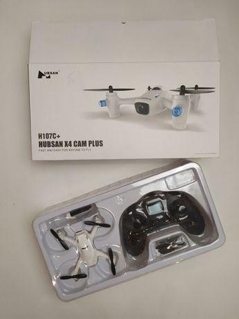 Dron Hubsan X4 CAM PLUS