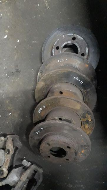 Гальмівний супорт гальмівний диск ауді 80 гольф 4 циліндри щеплення