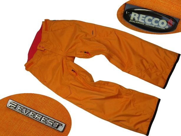 EVEREST spodnie narciarskie z Systemem RECCO r L -70%