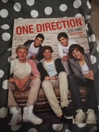 Książka One Direction Zero Granic