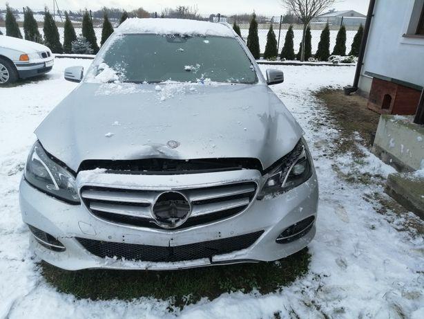 Mercedes w212 lift 2.2 cdi na części zarejestrowany, 1 wlasciciel