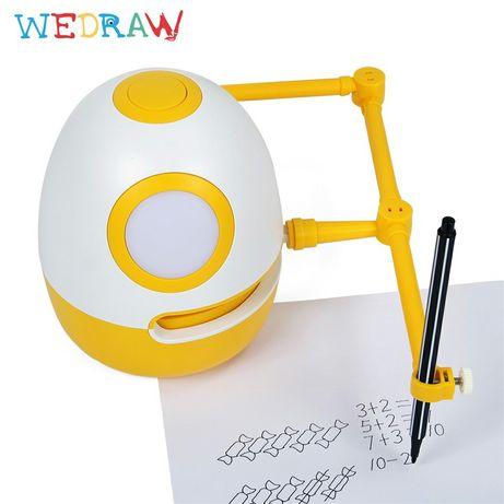 Eggy Robot Teacher