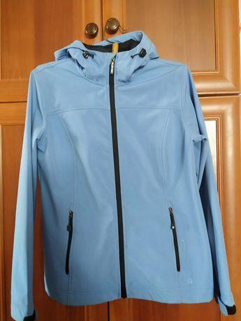 Куртка ветровка софтшел hi-tec xl женская
