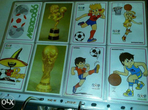 sport billy (104 calendários 1986) c. completa série desenhos animados