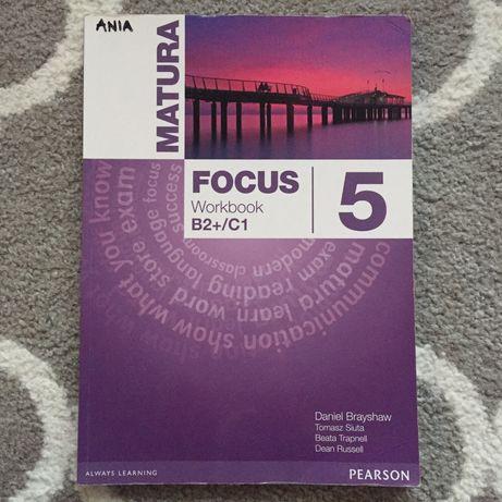 Focus 5 Workbook B2+C1