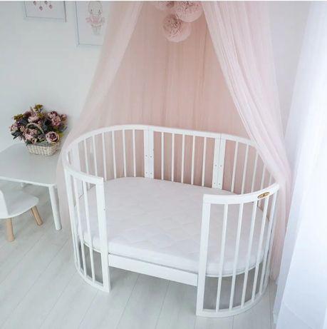 Кровать 7 в 1 royal sleep + матрас medium + маятник Новая