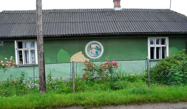 Продається будинок Ходорів земельна ділянка під забудову